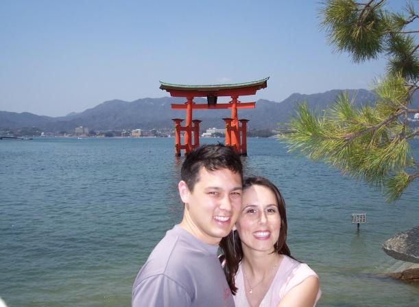 Floating Torii, Itsukushima Shrine Miyajima03 copy