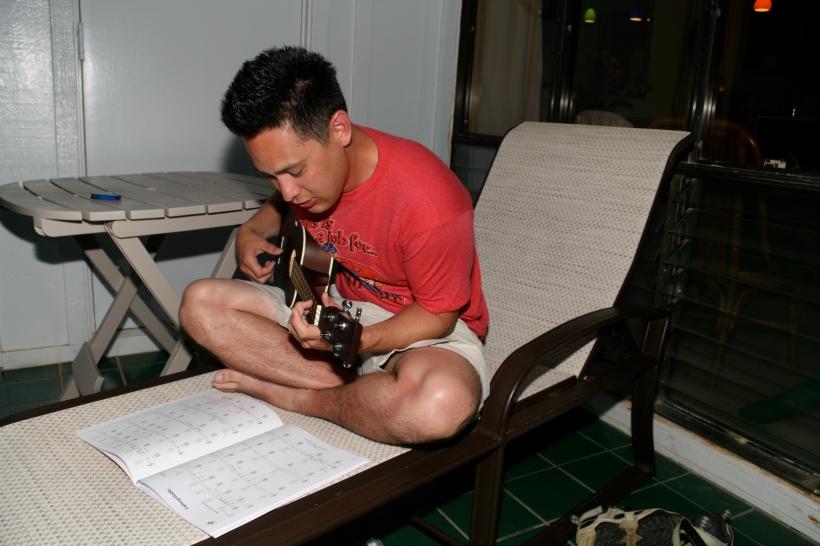 Poipu - Trevor ukulele - 2